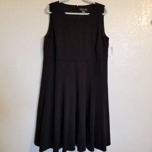 Jessica Howard black dress SZ 16W